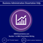 Business Administration Dissertation Help