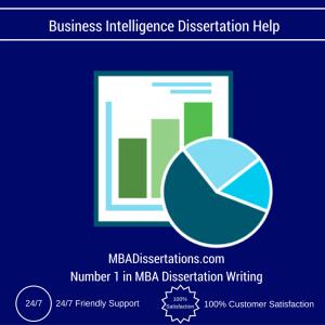 Business Intelligence Dissertation Help
