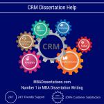 CRM Dissertation Help