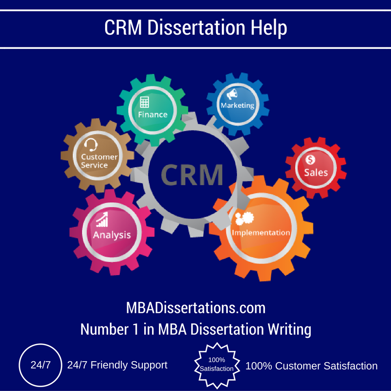 Dissertation on nokia crm