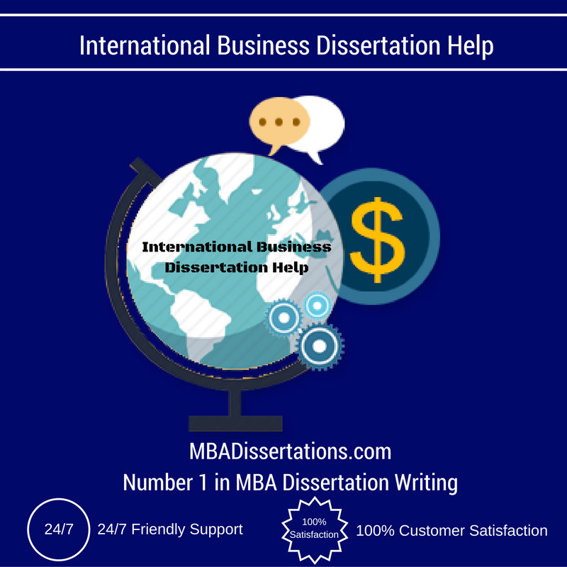 mba international business thesis Want to attend online international business they might have to write a thesis saint leo's international & experiential mba helps you gain a.