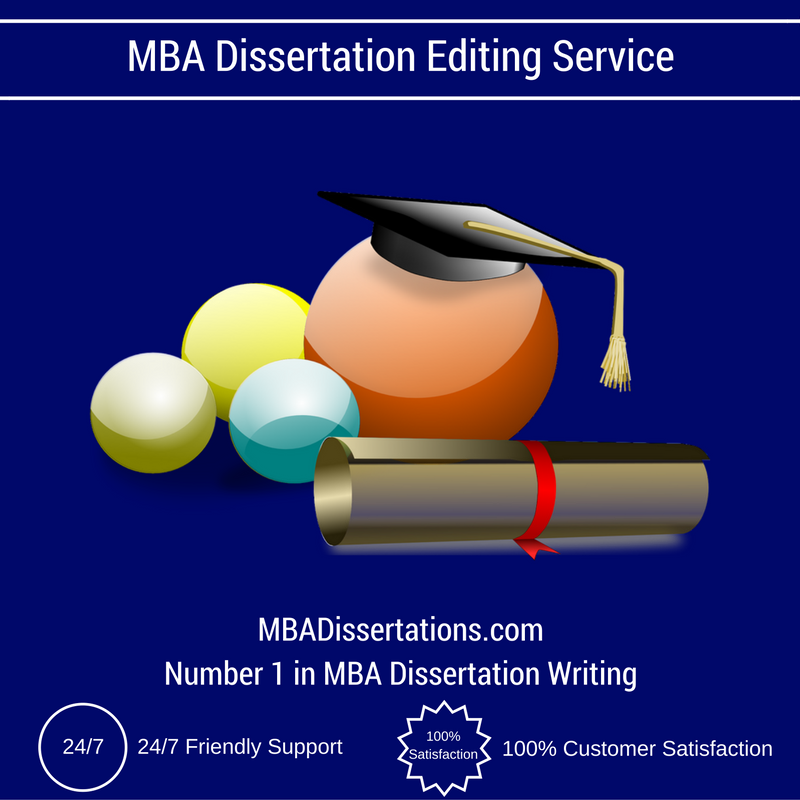 Doctoral dissertation writing editors