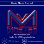 Master Thesis Proposal