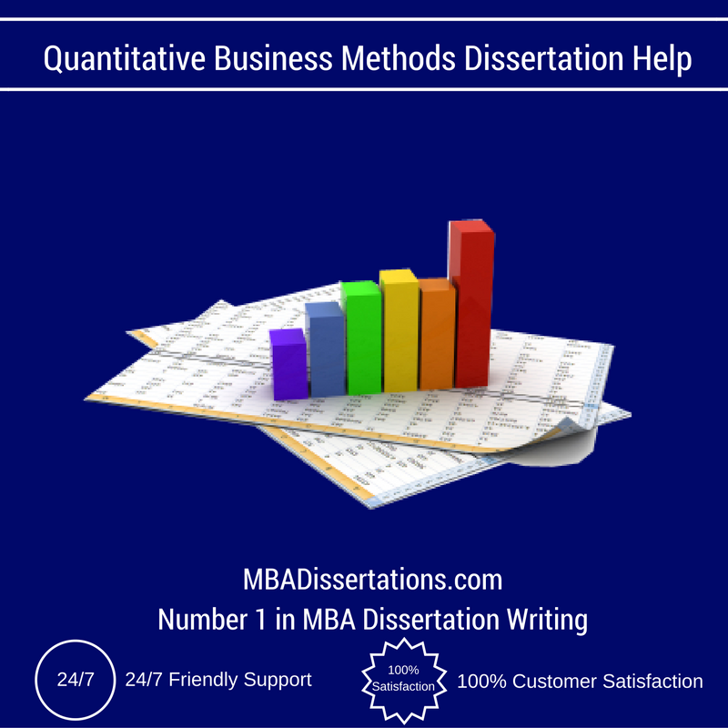 Masters dissertation services qualitative